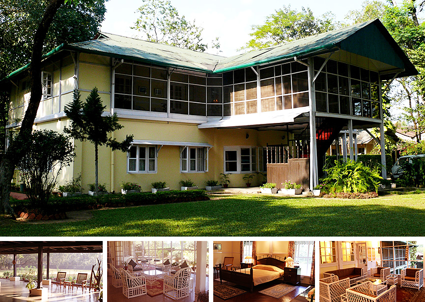 Hotels And Resorts In Northeast India